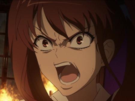 赤沢さん怒りの表情